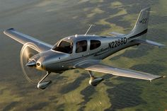 Cirrus SR22. It is my dream to own one of these beautiful gals one day...but by the time I can afford one, there will be something even more beautiful and technologically advanced.