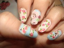 flower nails