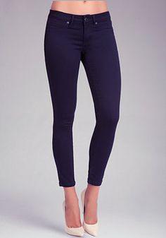 bebe Ultra Skinny Jeans