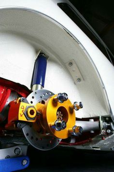 Mini rear suspension