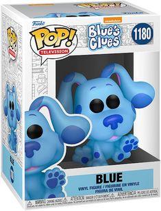 Figurine Pop, Nickelodeon, Blues Clues, Pop Vinyl Figures, Funko Pop Vinyl, Display Boxes, New Wave, Cool Toys, Smurfs