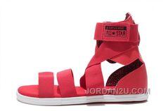 http://www.jordan2u.com/red-all-star-converse-chuck-taylor-gore-roman-sandals-cfbjc.html RED ALL STAR CONVERSE CHUCK TAYLOR GORE ROMAN SANDALS 5RDAF Only $60.00 , Free Shipping!
