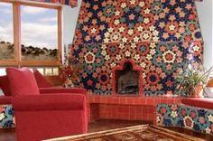 Sunrise Springs Inn & Spa, Santa Fe, NM   garden room lounge