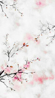 Frühling Wallpaper, Wallpaper Fofos, Spring Wallpaper, Painting Wallpaper, Cellphone Wallpaper, Aesthetic Iphone Wallpaper, Flower Wallpaper, Wallpaper Backgrounds, Aesthetic Wallpapers