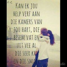 Quotes For Him, Me Quotes, Afrikaanse Quotes, Poems, Language, Inspirational Quotes, Thoughts, Humor, Feelings