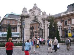 Budapest Castle District:  Buda Castle with many attractions and a wonderful panoramic view of the Pest side. Visit the Royal Palace, the Budapest History Museum, Matthias Church, and enjoy a good meal in one of the handful of restaurants and cafes.