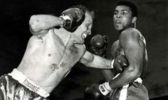 Henry Cooper never became world champion but his courage won him universal respect in Britain and abroad.