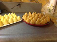 I miei arancini siciliani .