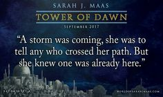 Tower of Dawn #maas