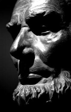 """Abraham Lincoln"" – George Bissell by ektachromelove, via Flickr"