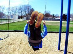 Swinging with Rocket Dog shoes madamevastra