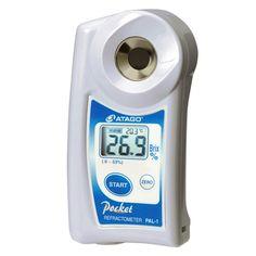 Salt Level Meter Clearance Price 0-28% Salinity Refractometer Atc nacl Sodium Chloride