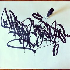 Merry Christmas! hands by Soem (@soems). #merrychristmas #handstyle #graffiti //follow @handstyler on Instagram