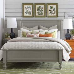 Bassett Furniture Wakefield Panel Bed