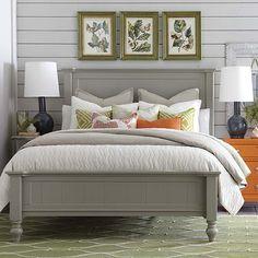 Bassett Furniture Wakefield Panel Bed