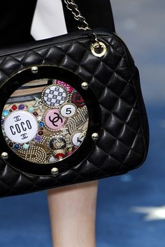 Chanel All I know is I want a big black Chanel bag one day