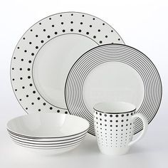 Mikasa Cheers 4-pc. Place Setting         Love this.....