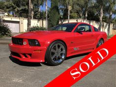 Ford Mustang Saleen, Ford Gt40, V Engine, Ford V8, Sport Seats, Chrome Wheels, Fuel Injection, Le Mans, Cars And Motorcycles