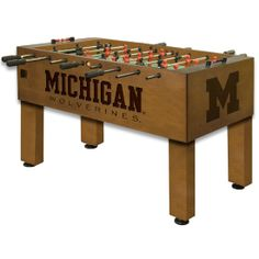 University of Michigan Foosball Table