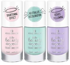 Essence Spring 2017 Little Beauty Angels Collection