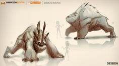 DOZER by DEISIGN STUDIO | Client: Animation mentor on Behance  ★ || CHARACTER DESIGN REFERENCES (https://www.facebook.com/CharacterDesignReferences & https://www.pinterest.com/characterdesigh) • Love Character Design? Join the Character Design Challenge (link→ https://www.facebook.com/groups/CharacterDesignChallenge) Share your unique vision of a theme, promote your art in a community of over 30.000 artists! || ★