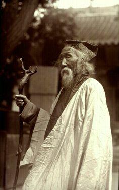 Elder Taoist Priest or me in 60 years.