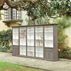 Josephina 5 Piece Flush Wall Unit  - now available at ballarddesigns.com