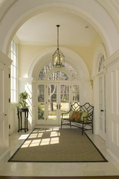 Arches, doorways and windows