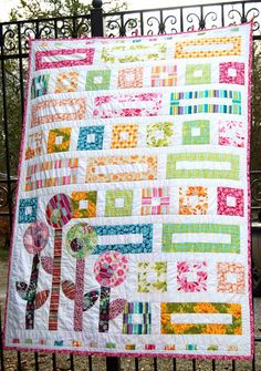 Quilt Story: Jelly roll quilt, Lily's Quilts...
