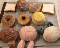 【バームクーヘンスクイーズの作り方】低反発枕やクッションを再利用して子供と工作!穴をあけてキーホルダーにしても♪ | 雪見日和 Diy Toys, Toy Diy, Squishies, Doughnut, Pudding, Sweets, Desserts, Food, Trees