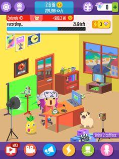 My VGV (Vlogger Go Viral) recording room!!! #Spons!!