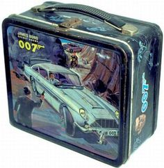 Photo of Vintage Lunch Boxes! for fans of Vintage 27939973 Lunch Box Thermos, Vintage Lunch Boxes, Cool Lunch Boxes, Metal Lunch Box, Whats For Lunch, Out To Lunch, Vintage Toys, Retro Vintage, Vintage Metal
