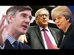 """JACOB REES-MOGG railed against European Union chiefs demands for a large, multi-billion pound Brexit bill saying there is """"no legal obligation"""" to pay the bl. Britain, Pilot, Mens Sunglasses, History, Music, Youtube, Self, Musica, Historia"""