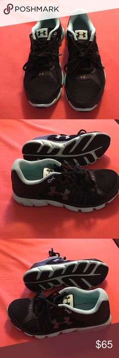 Under Armour Sneakers Under Armour size 8.5, light aqua teal colored. New without tags. Have not been used at all. Under Armour Shoes Athletic Shoes