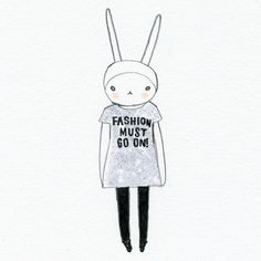 Fifi Lapin: Fashion Must Go On!