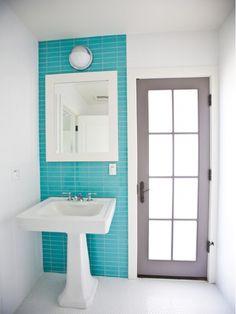 bathroom design idea - Andrea May Interiors La Jolla Muirlands Project/San Diego