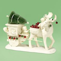 Christmas Caravan-Department 56 Snowbabies