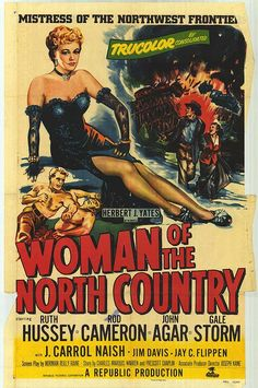 rod cameron posters | WOMAN OF THE NORTH COUNTRY POSTER ]