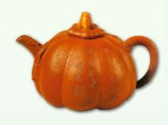 Chinese purple-clay pottery teapot
