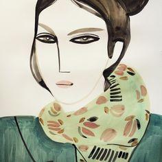 portrait by Kelly Beeman