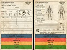 Warhammer Imperial Guard Triage Tag by Light-Tricks on DeviantArt Warhammer Art, Warhammer 40000, Navy Tattoos, 40k Imperial Guard, Black History Books, Ship Names, Canadian History, Game Workshop, Space Marine
