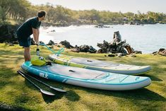 ISLE Explorer 11 Paddle Board Package Review