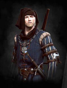Vernon Roche - The Witcher Wiki