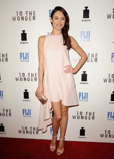 Olga Kurylenko - AŞKIN İZLERİ / TO THE WONDER - 2013 Los Angeles Prömiyeri