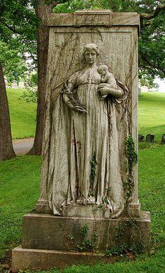 Oakwood Cemetery in Syracuse, NY