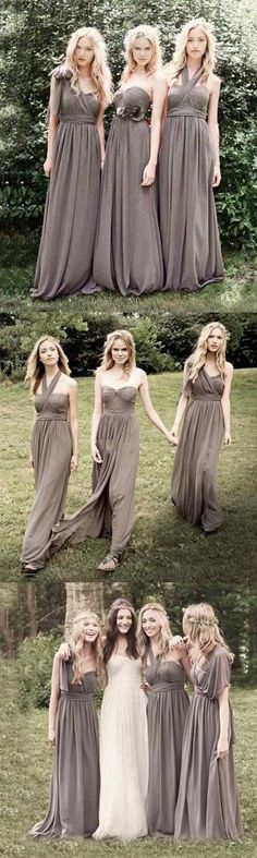 Bridesmaid Dresses Long Color Free Custom Size · LaurelBridal · Online Store Powered by Storenvy