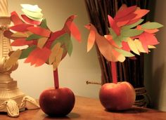 Six Easy Fall Crafts for Kids