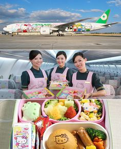 In celebration of the famous cartoon's 40-year anniversary, the plane will now be making flights from Paris to Taipei.