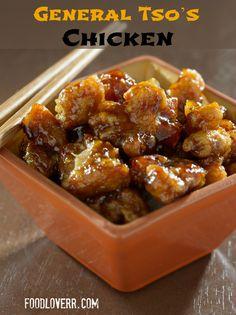 General Tsos Chicken Recipe