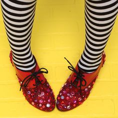 iLovetoCreate Wicked Kicks Designed and created by Kathy Cano-Murillo, The Crafty Chica #diy #fashion